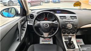Mazda 3 Revizie + Livrare GRATUITE, Garantie 12 Luni, RATE FIXE, 2200 diesel, 2010, Euro 5 - imagine 7