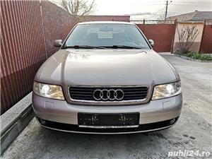 Audi A4 B5 Facelift-An 2001-Berlina 1.6 Benzina 103 Cai Euro 4 Impecabil! - imagine 2