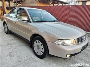 Audi A4 B5 Facelift-An 2001-Berlina 1.6 Benzina 103 Cai Euro 4 Impecabil! - imagine 4