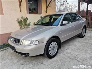 Audi A4 B5 Facelift-An 2001-Berlina 1.6 Benzina 103 Cai Euro 4 Impecabil! - imagine 1