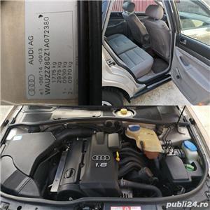 Audi A4 B5 Facelift-An 2001-Berlina 1.6 Benzina 103 Cai Euro 4 Impecabil! - imagine 7