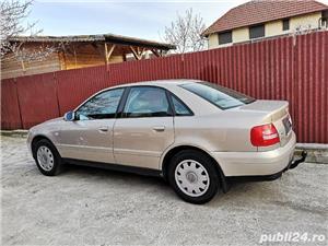 Audi A4 B5 Facelift-An 2001-Berlina 1.6 Benzina 103 Cai Euro 4 Impecabil! - imagine 3