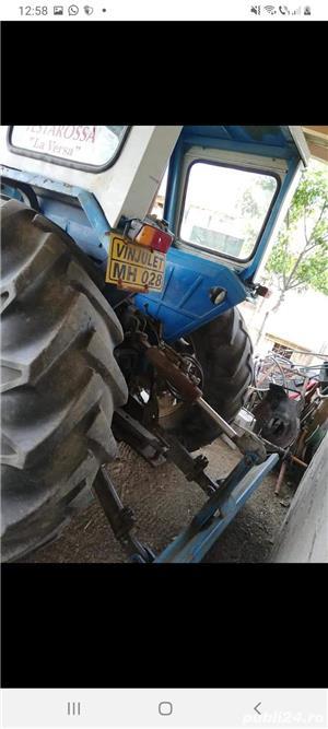 Tractor landini 4x4 - imagine 4