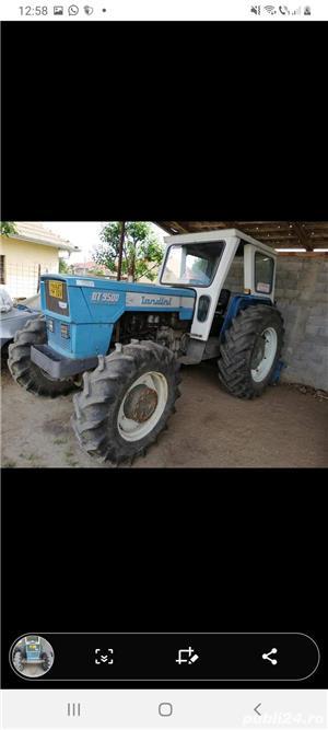 Tractor landini 4x4 - imagine 3