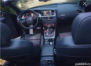 Audi A5 - Cabrio - Quattro, S-line, 2010, 145.000 KM - imagine 9