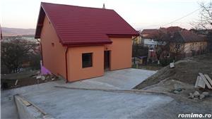 Vand casa noua in Deva, zona Vlaicu, P+M, constructie de BCA izolata exterior, suprafata de teren 60 - imagine 2