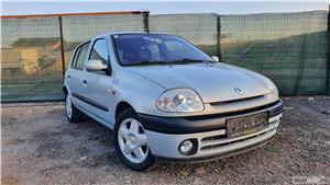 Vand Renault Clio 2 Hatchback 1.4i Clima 75cp Geamuri electrice - imagine 1