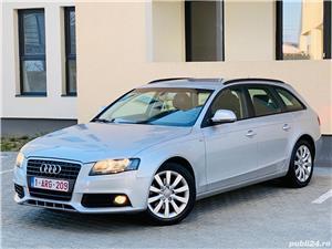 Audi A4 2.0 TDi 143 Cp 2009 Euro 5 Model S-Line Audi A4 2.0 TDi 143 Cp 2009 Euro 5 Model S-Line 2009 . Oferit de Persoana fizica.