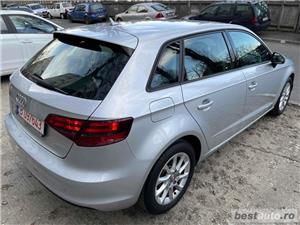 Audi A3 Sportback 125000 Km 1.6 Tdi 105 Cp Navi Carte Serice la Audi - imagine 4