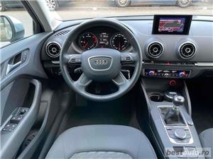 Audi A3 Sportback 125000 Km 1.6 Tdi 105 Cp Navi Carte Serice la Audi - imagine 8