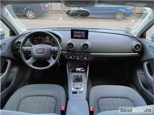 Audi A3 Sportback 125000 Km 1.6 Tdi 105 Cp Navi Carte Serice la Audi - imagine 3