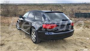 Vand Audi a4 Combi Automat 2.0tdi 143cp Navigatie Pilot Climatronic - imagine 3