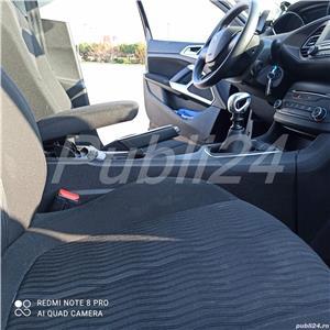 Peugeot 308 1,6 benzina, 125 CP, 2015, 54.600 km, ITP 18.01.2023, Fiscal - imagine 10