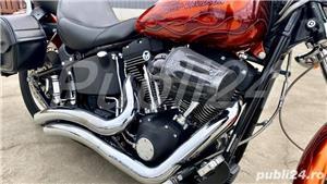Harley davidson SOFTAIL - imagine 4