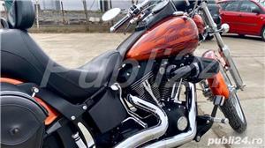 Harley davidson SOFTAIL - imagine 9