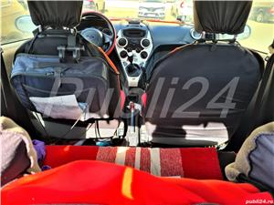 Ford ka- Model nou-,,1.2i Duratec , stare impecabila, putin folosita--  - imagine 7