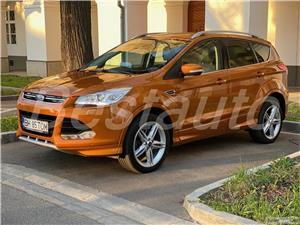 Ford Kuga Individual 4x4, Navi, Bi-Xenon, Line, Park assist, Euro6, 180 cp - imagine 1