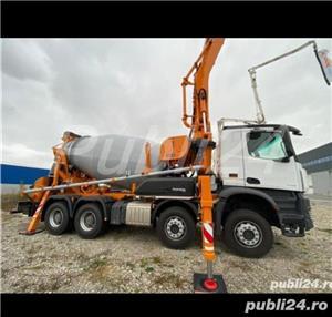 Angajare sofer- operator pentru autopompa beton si cifa beton .  - imagine 3