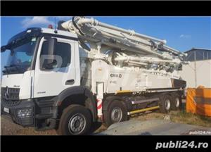Angajare sofer- operator pentru autopompa beton si cifa beton .  - imagine 1