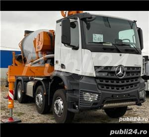 Angajare sofer- operator pentru autopompa beton si cifa beton .  - imagine 2