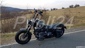 Harley davidson Softail Slim  - imagine 3