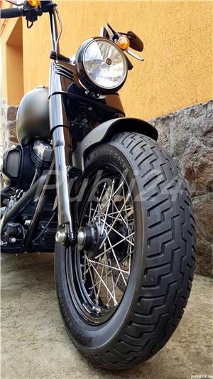Harley davidson Softail Slim  - imagine 4