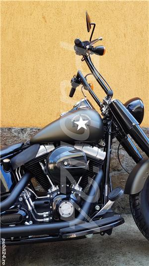 Harley davidson Softail Slim  - imagine 5
