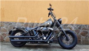 Harley davidson Softail Slim  - imagine 6