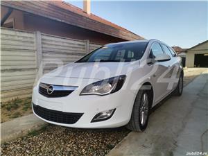 Opel Astra J - imagine 4
