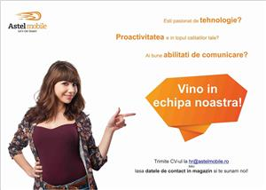 Consultant Vanzari - Partener Orange Onesti - imagine 1