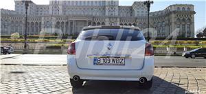 Laguna 3GT LINE, masina personala, cumparata si verificata Dacoserv Bucuresti, full option, 4control - imagine 2