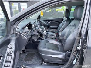 Hyundai ix35 - interior PIELE - EURO 5 - RATE FIXE / GARANTIE / LIVRARE GRATUITA - imagine 14