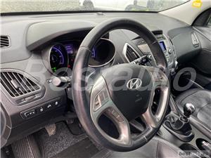 Hyundai ix35 - interior PIELE - EURO 5 - RATE FIXE / GARANTIE / LIVRARE GRATUITA - imagine 13