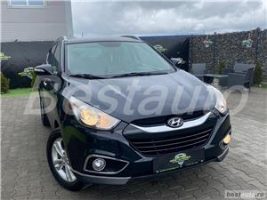 Hyundai ix35 - interior PIELE - EURO 5 - RATE FIXE / GARANTIE / LIVRARE GRATUITA - imagine 10