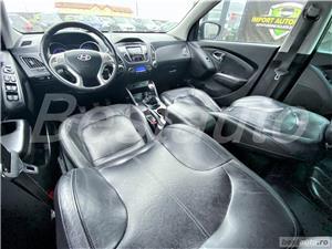 Hyundai ix35 - interior PIELE - EURO 5 - RATE FIXE / GARANTIE / LIVRARE GRATUITA - imagine 7