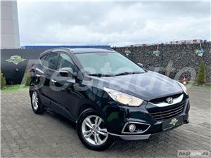 Hyundai ix35 - interior PIELE - EURO 5 - RATE FIXE / GARANTIE / LIVRARE GRATUITA - imagine 2
