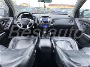 Hyundai ix35 - interior PIELE - EURO 5 - RATE FIXE / GARANTIE / LIVRARE GRATUITA - imagine 5