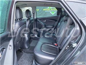 Hyundai ix35 - interior PIELE - EURO 5 - RATE FIXE / GARANTIE / LIVRARE GRATUITA - imagine 15