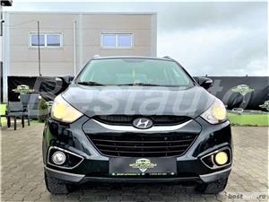 Hyundai ix35 - interior PIELE - EURO 5 - RATE FIXE / GARANTIE / LIVRARE GRATUITA - imagine 11