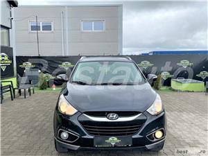 Hyundai ix35 - interior PIELE - EURO 5 - RATE FIXE / GARANTIE / LIVRARE GRATUITA - imagine 3