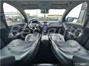 Hyundai ix35 - interior PIELE - EURO 5 - RATE FIXE / GARANTIE / LIVRARE GRATUITA - imagine 8