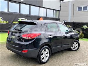 Hyundai ix35 - interior PIELE - EURO 5 - RATE FIXE / GARANTIE / LIVRARE GRATUITA - imagine 12