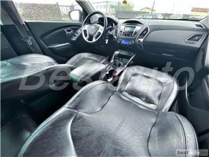 Hyundai ix35 - interior PIELE - EURO 5 - RATE FIXE / GARANTIE / LIVRARE GRATUITA - imagine 6