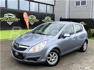 Opel Corsa D - an:2008 - RATE FIXE / GARANTIE / LIVRARE GRATUITA/AUTOTURISME VERIFICATE TEHNIC - imagine 1