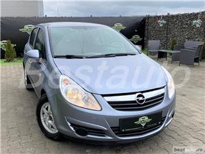 Opel Corsa D - an:2008 - RATE FIXE / GARANTIE / LIVRARE GRATUITA/AUTOTURISME VERIFICATE TEHNIC - imagine 10