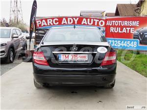 Mercedes-benz Clasa C 180 /  RATE FIXE SI EGALE / LIVRARE GRATUITA / GARANTIE / BUY-BACK - imagine 5
