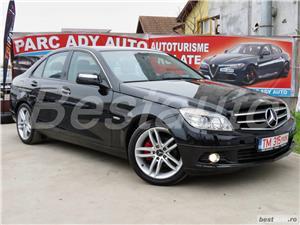 Mercedes-benz Clasa C 180 /  RATE FIXE SI EGALE / LIVRARE GRATUITA / GARANTIE / BUY-BACK - imagine 3