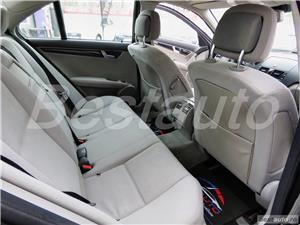 Mercedes-benz Clasa C 180 /  RATE FIXE SI EGALE / LIVRARE GRATUITA / GARANTIE / BUY-BACK - imagine 10