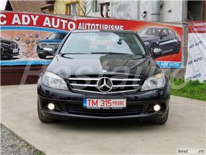Mercedes-benz Clasa C 180 /  RATE FIXE SI EGALE / LIVRARE GRATUITA / GARANTIE / BUY-BACK - imagine 2