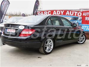 Mercedes-benz Clasa C 180 /  RATE FIXE SI EGALE / LIVRARE GRATUITA / GARANTIE / BUY-BACK - imagine 4